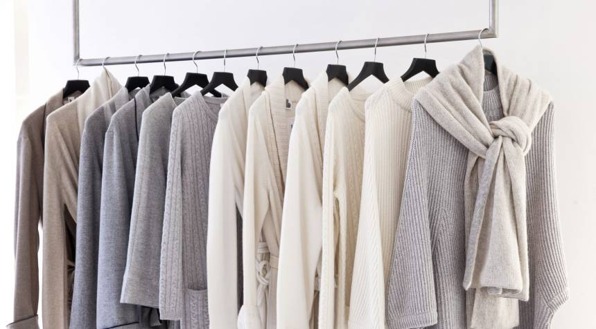 Cashmere Robes 1