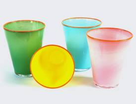 OPAK COLOUR GLASSES