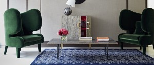 Mobilier Design de Jerome Faillant-Dumas à la boutique pour la maison de Londres de VIS A VIS Paris